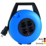 HEDI Kabelbox Blau 10m