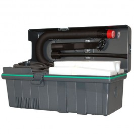 Tonerstaubsauger Convac 3000C mit Filterpatrone offen