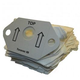 Filterbeutel für Tonerstaubsauger Convac Tonavac 99