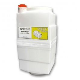 Filterpatronen gelb für Tonerstaubsauger Atrix und 3M - Filter: Typ 1