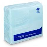 Reinigungstuch blau im Polybeutel Veraclean Critical Cleaning Plus